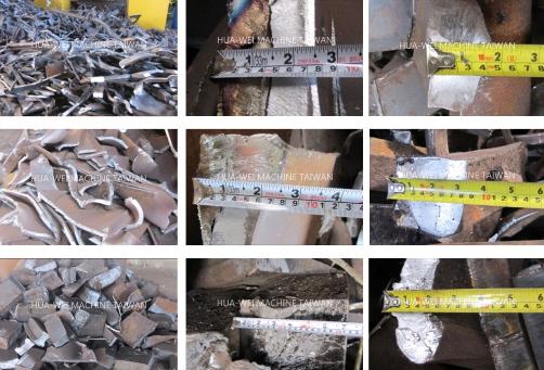 HUAWEI MACHINE - Scrap Shear - For Recycling & Scrap Yards
